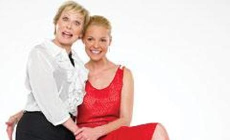 Katherine Heigl and Mom Nancy Heigl
