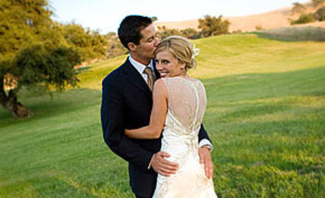 Andrew Firestone and Ivana Bozilovic: Married!