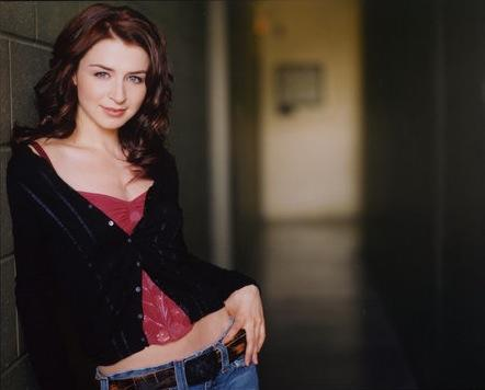Caterina Scorsone Photo