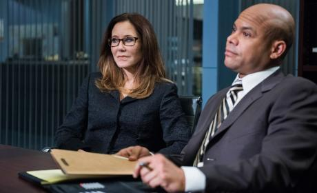 An Unnerving Past - Major Crimes