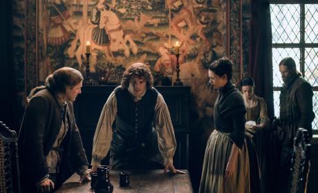 A New Plan - Outlander Season 2 Episode 8