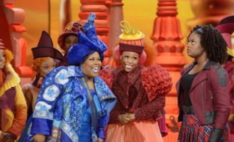 TV Ratings Report: The Wiz Hits High Notes For NBC
