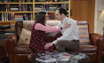 The Big Bang Theory Picture Preview: Will Wedding Bells Ring?