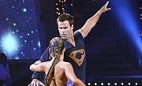 Cameron Mathison Comments on Dancing with the Stars
