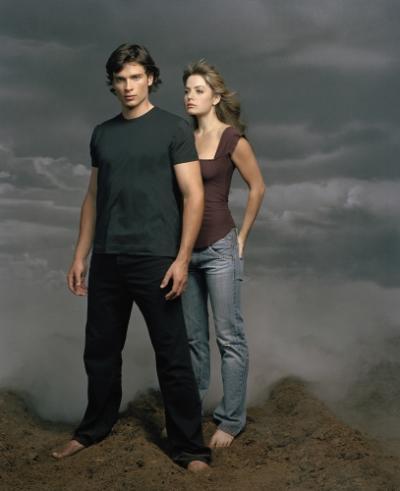 Two Smallville Stars