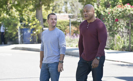Looking to the Past - NCIS: Los Angeles