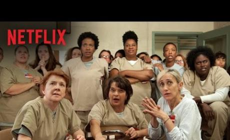 Orange is the New Black Season 3 Trailer: Heaven, Hell and Nothing in Between