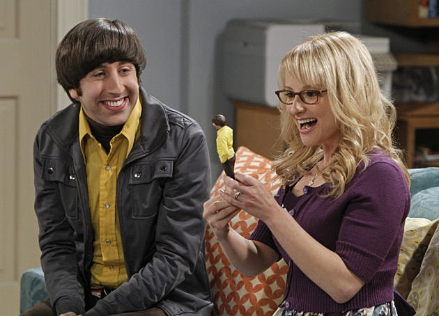 Simon Helberg on The Big Bang Theory