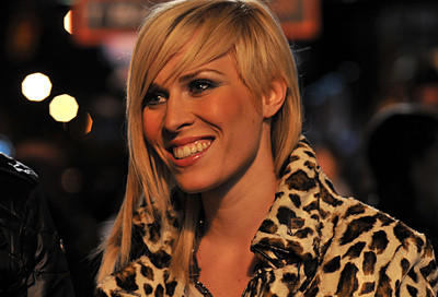 Close Up of Natasha Bedingfield