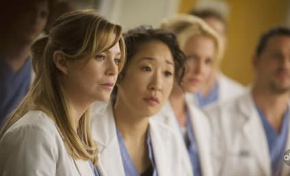 "Grey's Anatomy Forum: ""Brave New World"""
