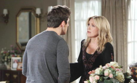 JJ Tells Jennifer About Clyde - Days of Our Lives