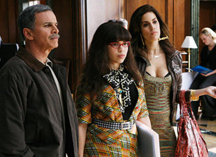 Watch Ugly Betty Season 3 Episode 9 Online