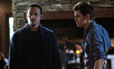 Stefan and Dr. Martin