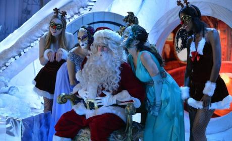 Ho Ho Ho - Pretty Little Liars Season 5 Episode 13