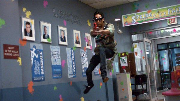 Abed at War