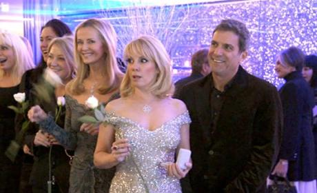 The Real Housewives of New York City Review: Simon Says Weird Things