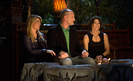 Denise Stapley Wins Survivor: Philippines