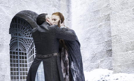 A Kiss for Sansa