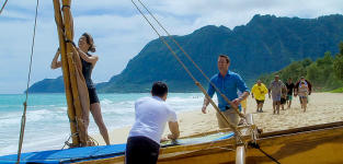 Chin and Steve - Hawaii Five-0