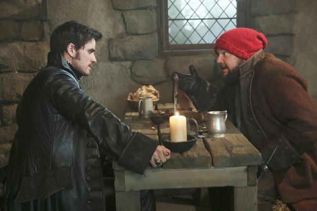 Hook's Lost Year