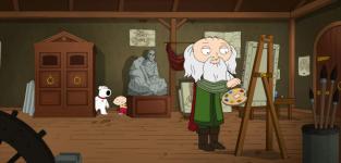 "Family Guy Review: ""The Big Bang Theory"""