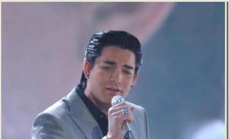Adam Lambert Leads the Way on Motown Week