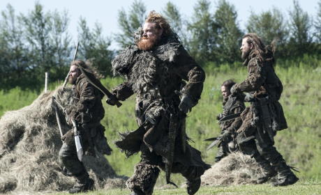 Tormund on the Run