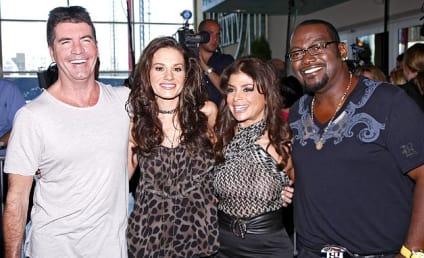 First Look: Kara Dioguardi, American Idol Judges!
