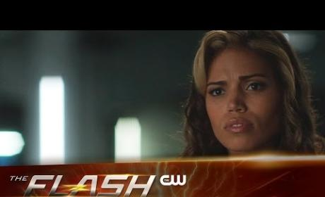 The Flash Crossover Clip: Reincarnated Lovers!
