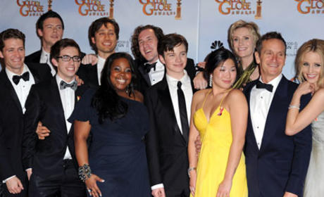 Glee Spoilers Galore: Cast Dishes on Puck & Rachel, Kurt's New Boyfriend, Lady Gaga Tribute & More