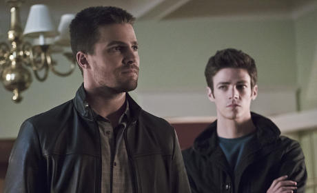 Arrow Season 4 Episode 8 Review: Legends of Yesterday