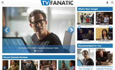 Rate your satisfaction of the new TV Fanatic design!