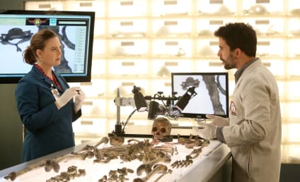 Watch Bones Online: Season 11 Episode 12