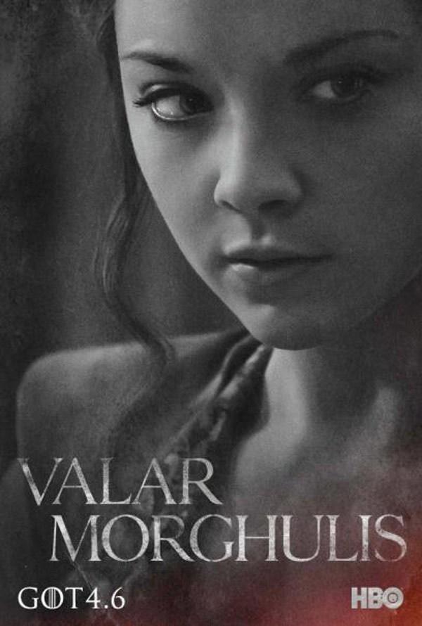Natalie Dormer Game of Thrones Poster