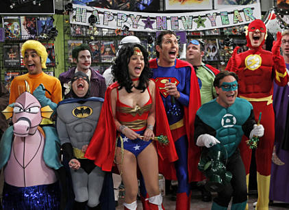 Watch The Big Bang Theory Season 4 Episode 11 Online