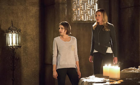 Arrow Photo Preview: A Question of Resurrection