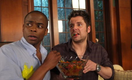Psych 100th Episode Review: Rock Stars