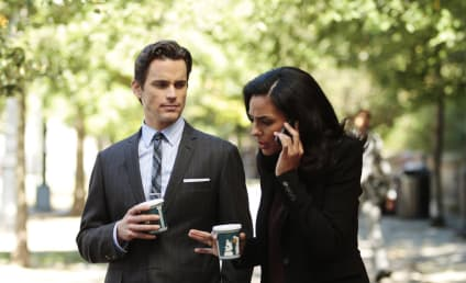White Collar Review: Box It Up