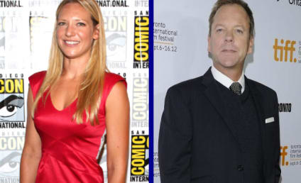 Tournament of TV Fanatic: Anna Torv vs. Kiefer Sutherland!