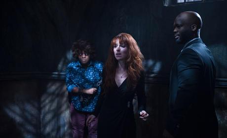 Hello Mother - Supernatural Season 10 Episode 9
