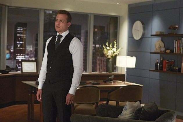 Disappointed Harvey - Suits Season 4 Episode 9