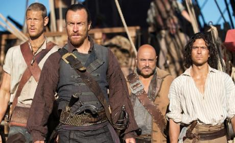 Black Sails: Renewed for Season 4! Already!