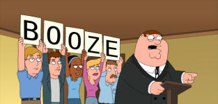 "Family Guy Review: ""Friends of Peter G."""