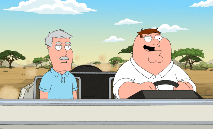 Family Guy Season 14 Episode 12 Review: Scammed Yankees
