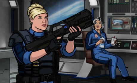 Archer Season Finale Review: Self Awareness in Space