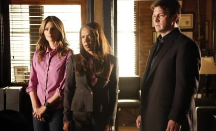 Castle Q&A: Penny Johnson Jerald on the Episode That Will Make Fans Pee Their Pants