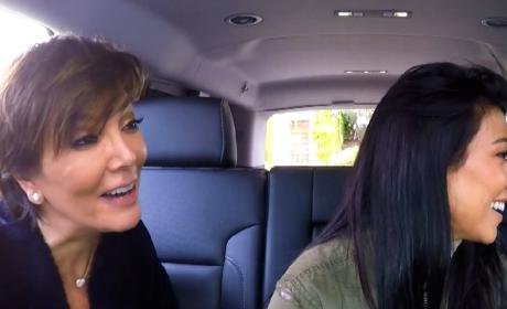 Kris and Kourtney - Keeping Up with the Kardashians