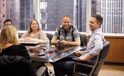 """Patrick J. Adams Previews Suits Season 3, """"Big Change"""" in Mike's Life and More"""