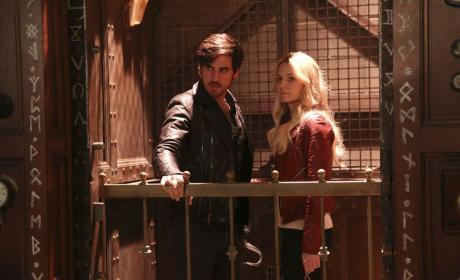 Once Upon a Time Season 5 Episode 20 Review: Firebird