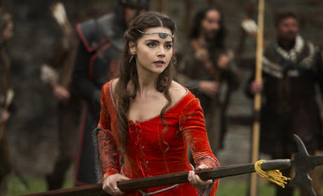Clara as Maid Marian?! - Doctor Who Season 8 Episode 3